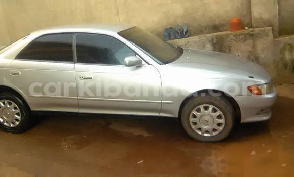 Buy Used Toyota Mark II Silver Car in Arua in Uganda