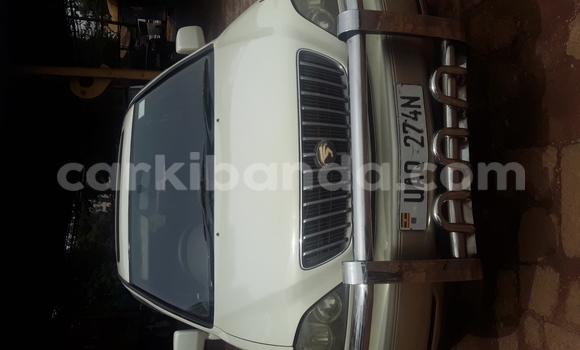 Buy Used Toyota Harrier Silver Car in Arua in Uganda