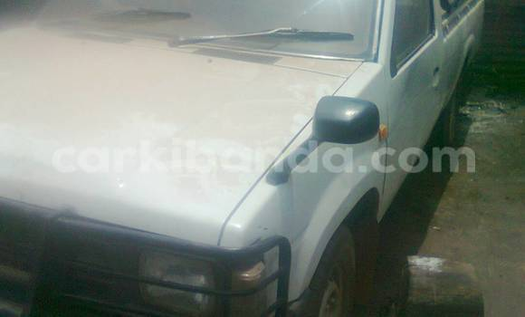 Buy Used Nissan Pickup Black Car in Arua in Uganda