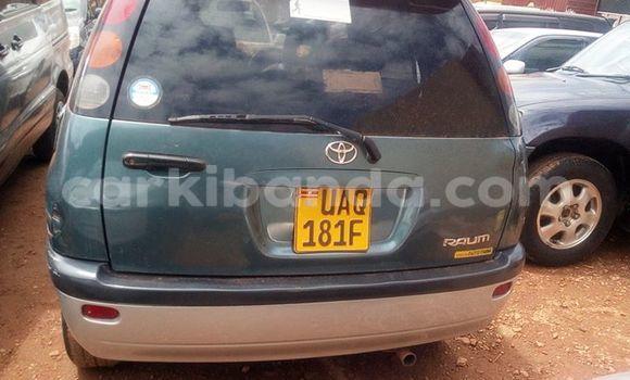 Buy Used Toyota Raum Green Car in Kampala in Uganda