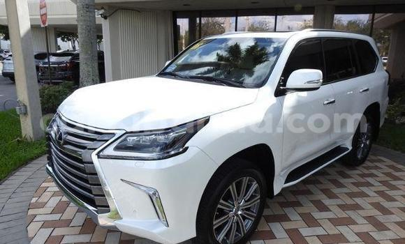 Buy Used Lexus LX White Car in Gulu in Uganda