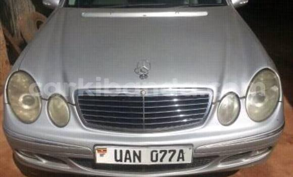 Buy Used Mercedes Benz E-Class Silver Car in Kampala in Uganda