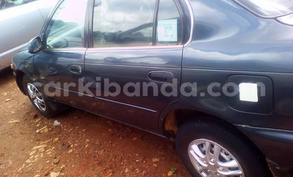 Buy Used Toyota Corolla Blue Car in Kampala in Uganda