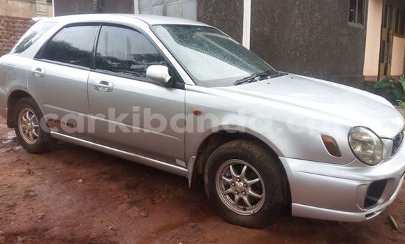 Buy Used Subaru Impreza Silver Car in Kampala in Uganda
