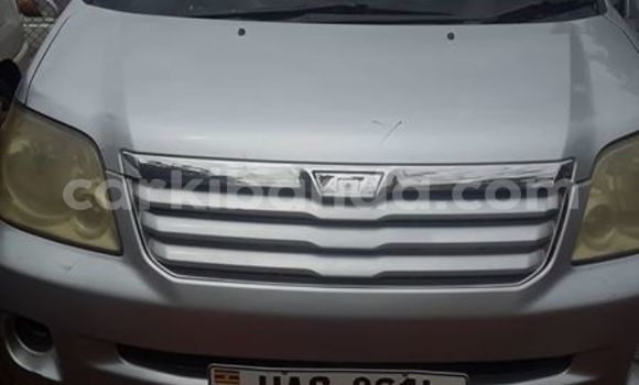 Buy Used Toyota Noah Silver Car in Kampala in Uganda