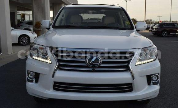 Buy Used Lexus LX White Car in Mityana in Uganda