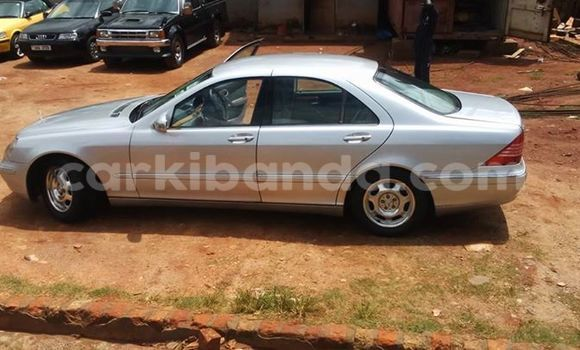 Buy Used Mercedes Benz S-Class Silver Car in Kampala in Uganda
