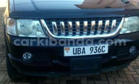 Buy Used Ford Explorer Black Car in Kampala in Uganda