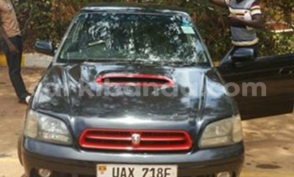 Buy Used Subaru Legacy Black Car in Kampala in Uganda
