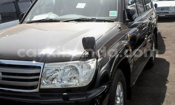 Buy Used Toyota Land Cruiser Black Car in Busia in Uganda