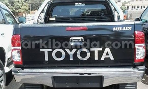 Buy Used Toyota Hilux Black Car in Busia in Uganda