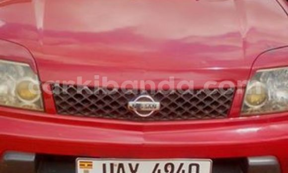 Buy Used Nissan X–Trail Red Car in Busia in Uganda