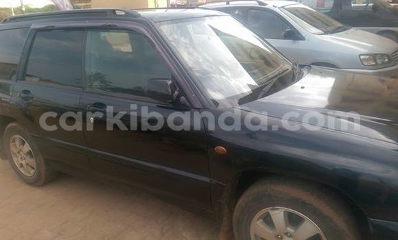 Buy Used Subaru Forester Black Car in Busia in Uganda