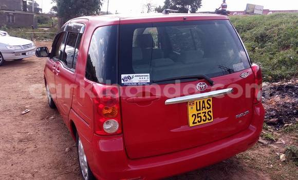 Buy Used Toyota Raum Red Car in Busia in Uganda