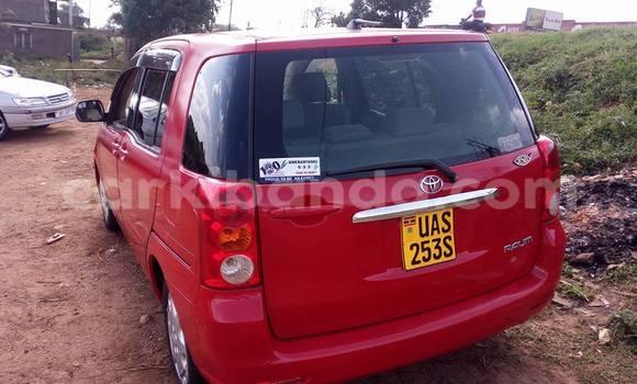 Gura Yakoze Toyota Raum Red Imodoka i Busia mu Uganda