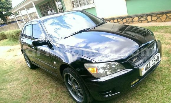 Buy Used Toyota Altezza Black Car in Busia in Uganda