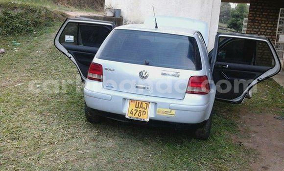 Acheter Occasion Voiture Volkswagen Golf Gris à Busia au Ouganda