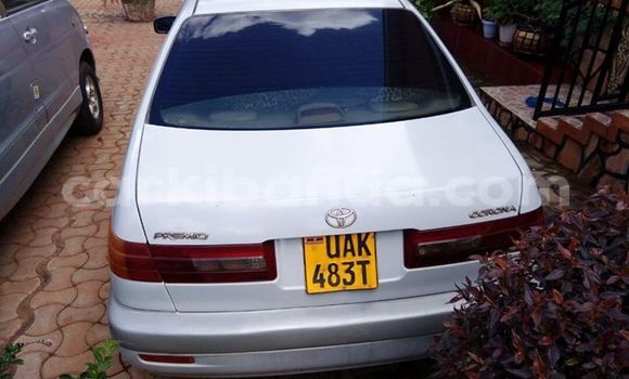 Buy Used Toyota Premio White Car in Busia in Uganda