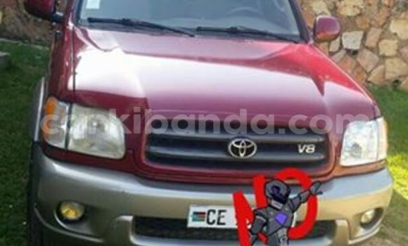 Buy Used Toyota Sequoia Red Car in Busia in Uganda