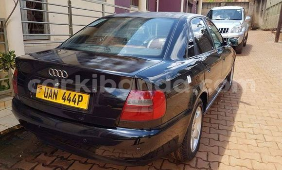 Buy Used Audi A4 Black Car in Busia in Uganda