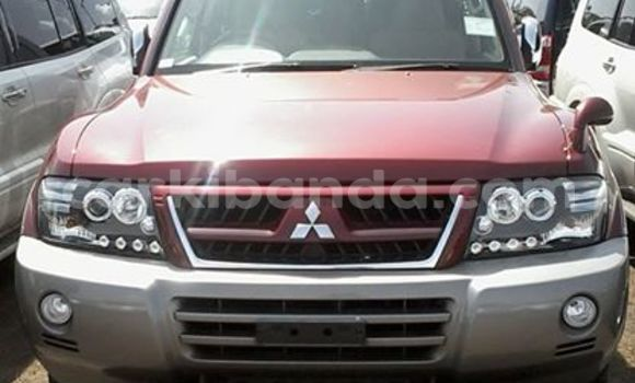 Buy Used Mitsubishi Pajero Red Car in Busia in Uganda