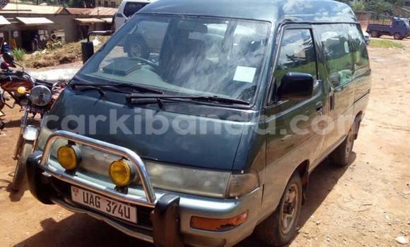 Buy Used Toyota Town Ace Black Car in Busia in Uganda