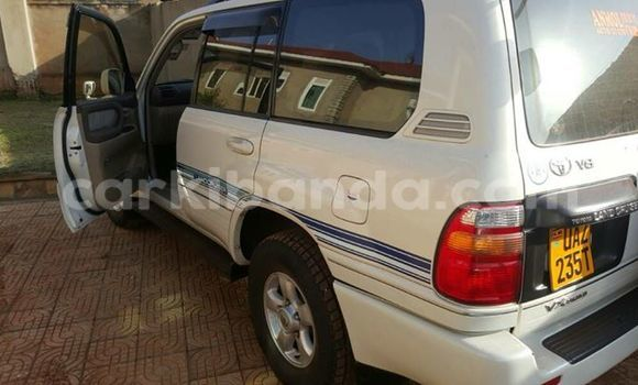 Buy Used Toyota Land Cruiser White Car in Busia in Uganda