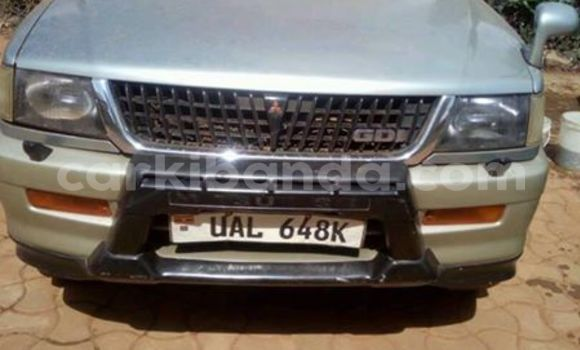 Buy Used Mitsubishi Challenger Silver Car in Busia in Uganda