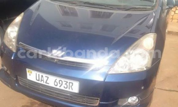 Buy Used Toyota Wish Blue Car in Busia in Uganda