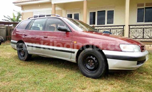 Buy Used Toyota Caldina Red Car in Busia in Uganda