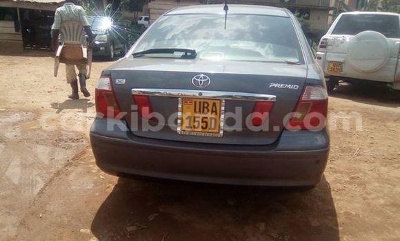 Buy Used Toyota Premio Black Car in Busia in Uganda