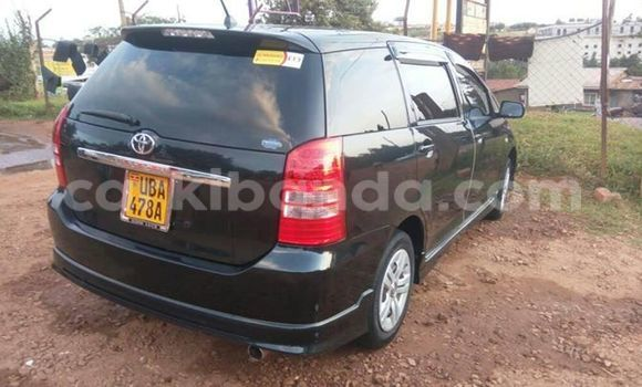 Buy Used Toyota Wish Black Car in Busia in Uganda