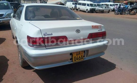 Buy Used Toyota Mark II White Car in Busia in Uganda