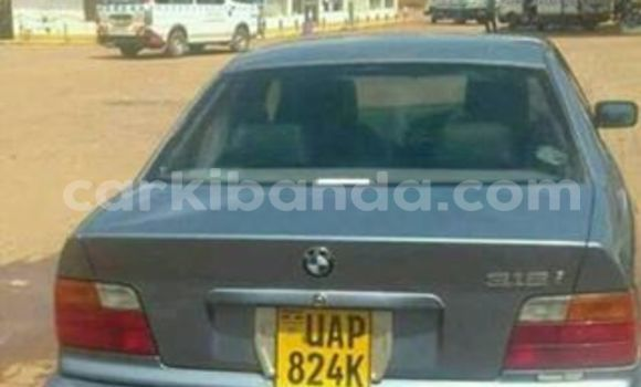 Buy Used BMW 3-Series Silver Car in Busia in Uganda