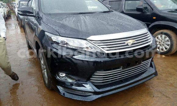 Buy New Toyota Harrier Black Car in Kampala in Uganda