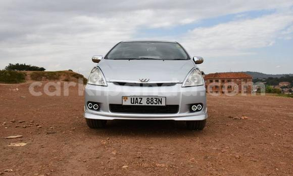 Buy Used Toyota Wish Silver Car in Busia in Uganda