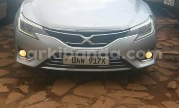 Acheter Occasion Voiture Toyota Mark X Gris à Busia, Ouganda