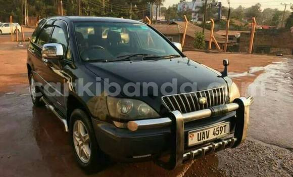 Buy Used Toyota Harrier Black Car in Busia in Uganda