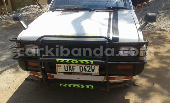 Buy Used Toyota Pickup White Car in Busia in Uganda