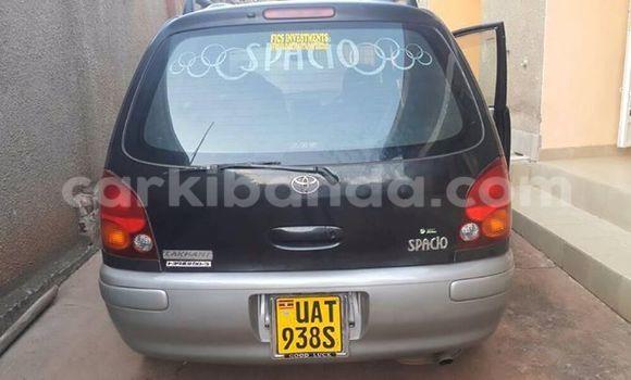 Buy Used Toyota Spacio Black Car in Busia in Uganda