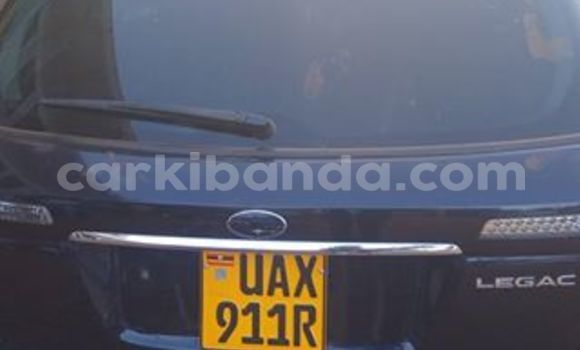 Buy Used Subaru Legacy Black Car in Busia in Uganda