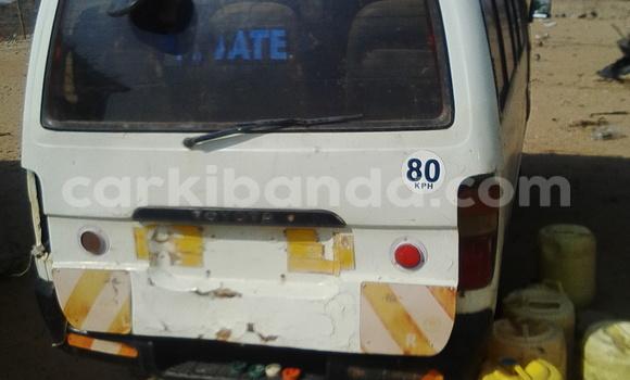 Buy Used Toyota 4Runner White Car in Mbale in Uganda