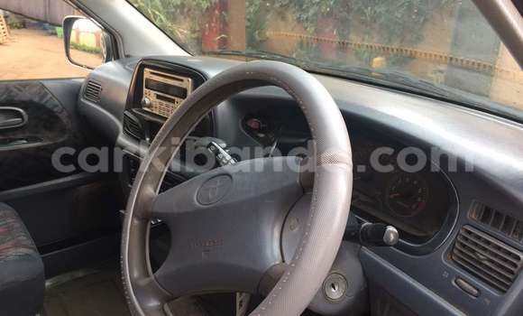 Buy Used Toyota Noah Black Car in Kampala in Uganda