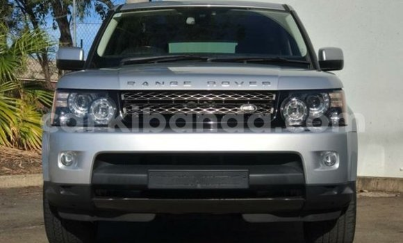 Buy Used Land Rover Range Rover Silver Car in Busia in Uganda