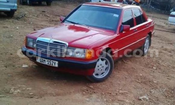 Buy Used Mercedes Benz 190 Red Car in Busia in Uganda