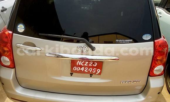 Buy Used Toyota Raum Silver Car in Busia in Uganda