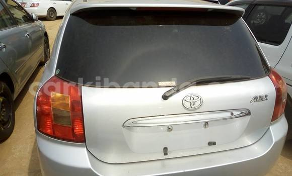 Buy Used Toyota Allex Silver Car in Busia in Uganda
