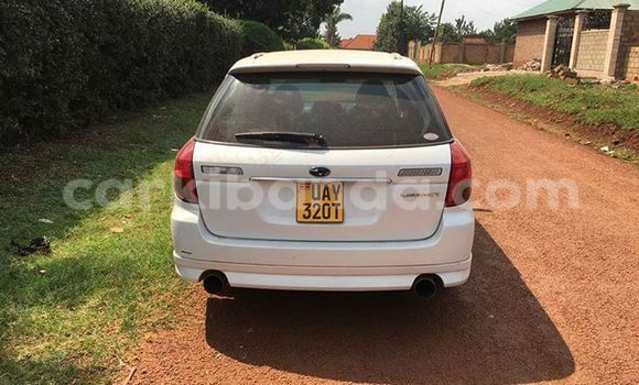 Buy Used Subaru Legacy White Car in Busia in Uganda
