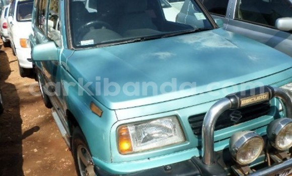 Buy Used Suzuki Escudo Blue Car in Arua in Uganda