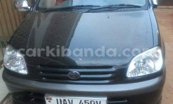 Buy Used Toyota Raum Black Car in Kampala in Uganda